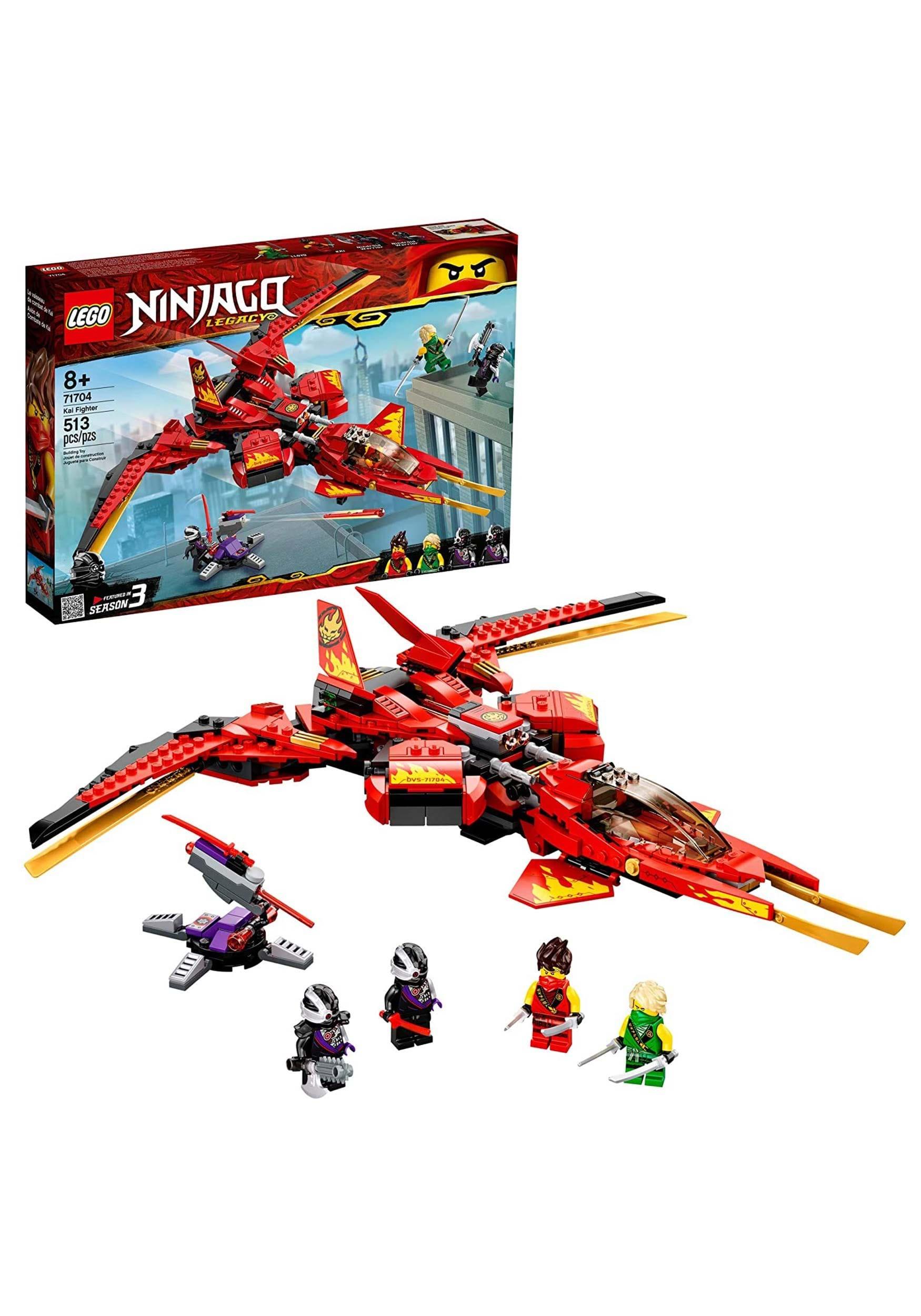Ninjago Kai Fighter - LEGO