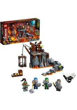 LEGO Ninjago Set Journey to the Skull Dungeons