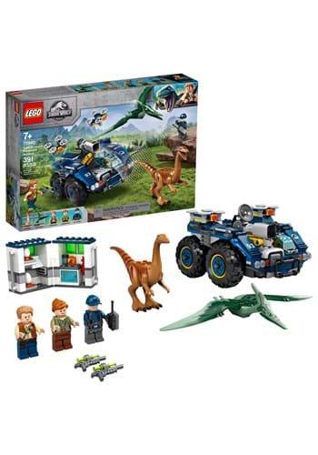 LEGO Jurassic World Gallimimus Pteranodon Breakout upd