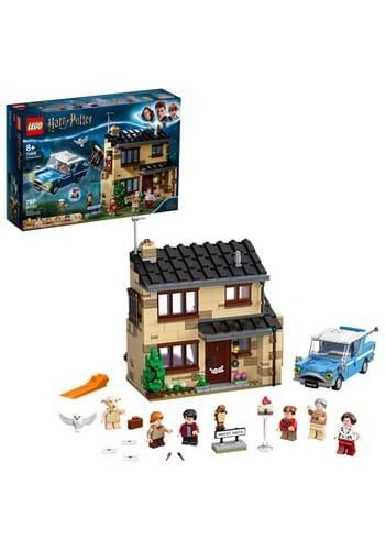 LEGO Harry Potter 4 Privet Drive Set