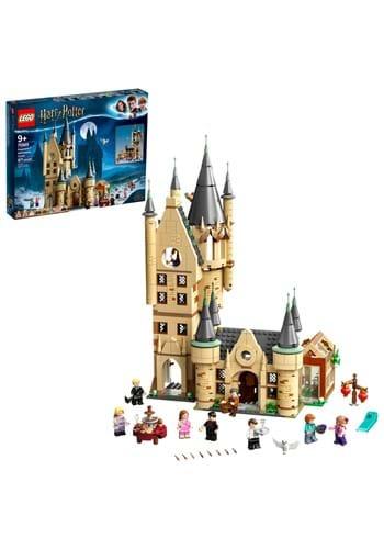 Harry Potter Hogwarts LEGO Astronomy Tower Set