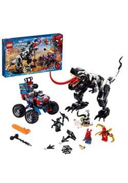 LEGO Spiderman Venomosaurus Ambush