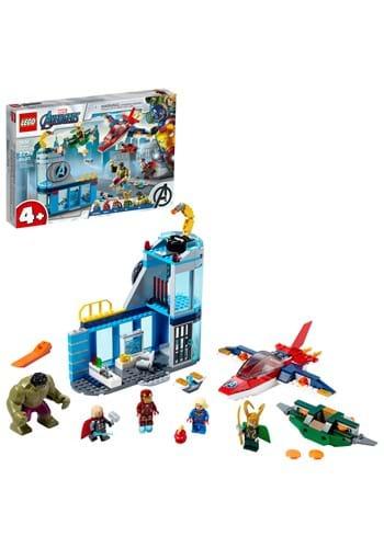 LEGO Avengers Wrath of Loki