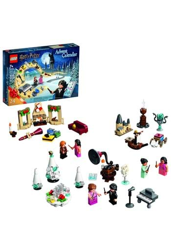 Harry Potter Advent Calendar LEGO Set