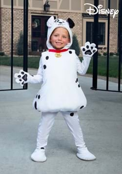 Toddler 101 Dalmatians Bubble Costume main