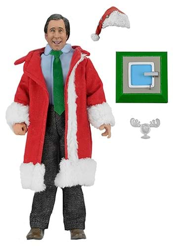 Christmas Vacation 8 Clothed Santa Claus Clark Figure
