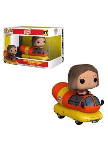 POP Rides: Oscar Mayer- Wienermobile