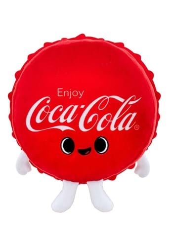 Funko Plush: Coke- Coca-Cola Bottle Cap