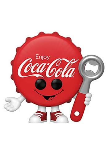 POP Funko: Coke- Coca-Cola Bottle Cap