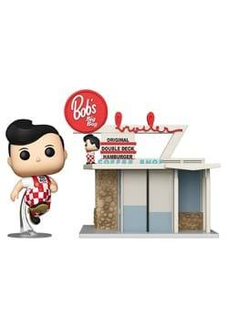 POP Town Bob's Big Boy Restaurant with Big Boy