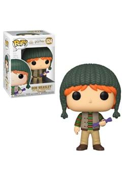 POP Harry Potter Holiday Ron Weasley
