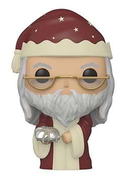 POP Harry Potter Holiday Dumbledore
