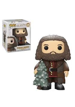 "POP Harry Potter: Holiday- 6"" Hagrid"