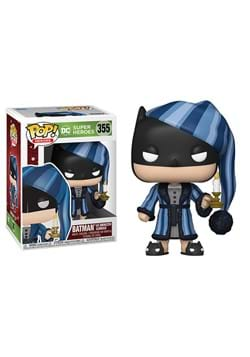 POP Heroes: DC Holiday- Scrooge Batman