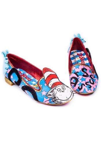 "Irregular Choice ""Dr Seuss"" Flats"