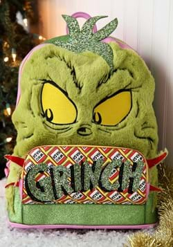 Irregular Choice The Grinch Backpack Main UPD