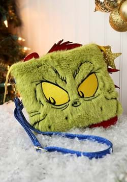 Irregular Choice The Grinch Crossbody Bag