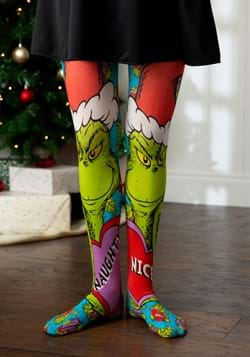 Irregular Choice The Grinch Tights