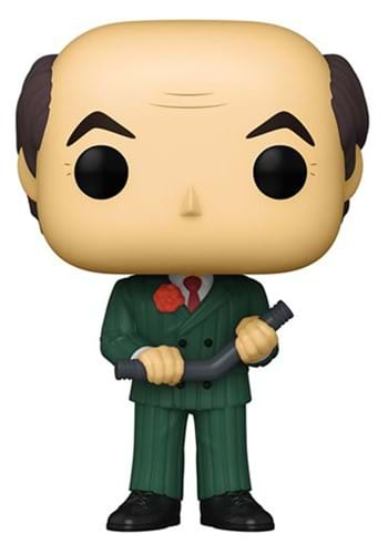 POP Vinyl Clue Mr Green with Lead Pipe