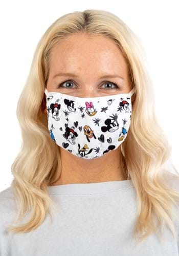 Mickey & Friends Adjustable Face Cover