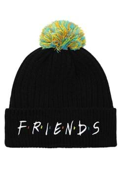Friends Logo Pom Beanie