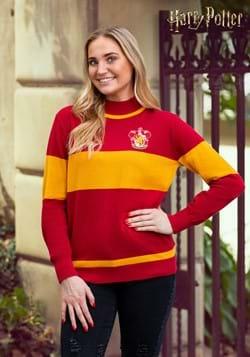 Adult Lightweight Gryffindor Quidditch Sweater