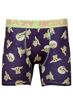 Crazy Boxers The Child Mens Boxer Briefs
