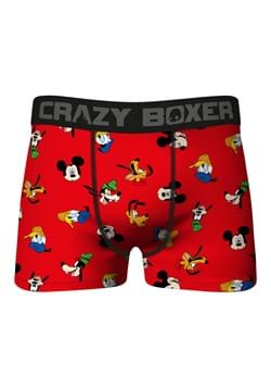 Crazy Boxers Mickey and Friends Print Mens Boxer Brief