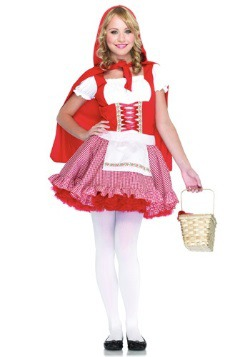 Red Riding Hood Costume For Teens