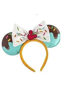 Loungefly Minnie Mouse Sweet Treat Ears Headband