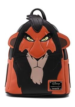 Loungefly The Lion King Scar Cosplay Mini Backpack