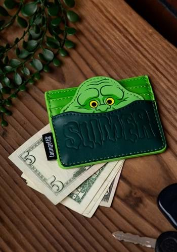 Ghostbusters Slimer Cardholder