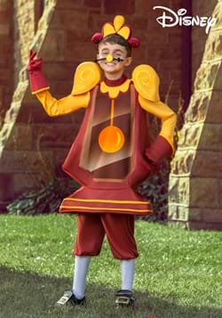 Beauty and the Beast Cogsworth Boys Costume-2