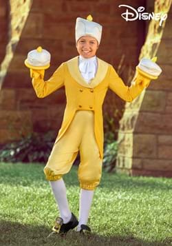 Kids Beauty and the Beast Lumiere Costume