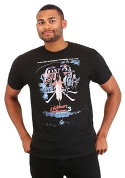 Nightmare On Elm Street Dream Warriors Adult T-Shi