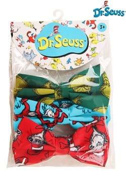 Dr Seuss Bow Tie Set 3 Pcs