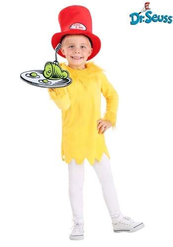 Sam I Am Toddler Costume