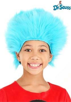 Thing 1 & 2 Child Plush Wig Main