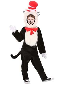 Cat in the Hat Kids Premium Costume Alt 1