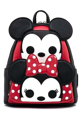 Pop Loungefly Mickey Minnie Cosplay Mini Backpack