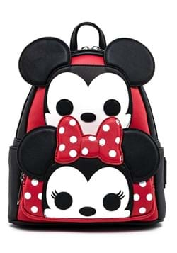 Pop Loungefly Mickey Minnie Cosplay Mini Backpack