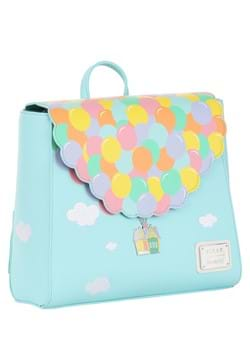 Loungefly Up Balloon House Flap Backpack