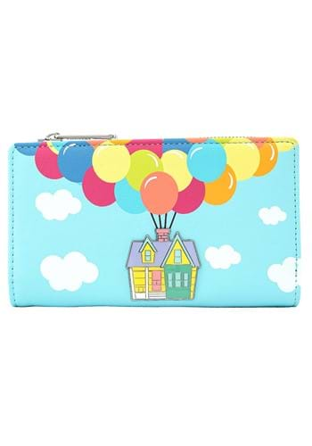 Loungefly Up Balloon House Flap Wallet