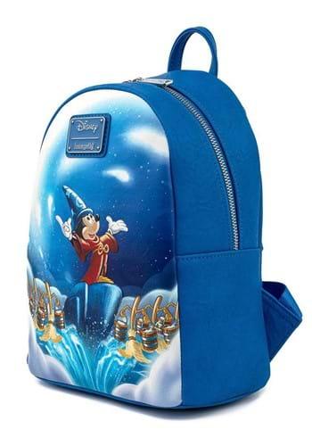 Loungefly Fantasia Sorcerrer Mickey Mini Backpack