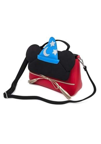 Loungefly Fantasia Sorcerrer Mickey Crossbody Bag