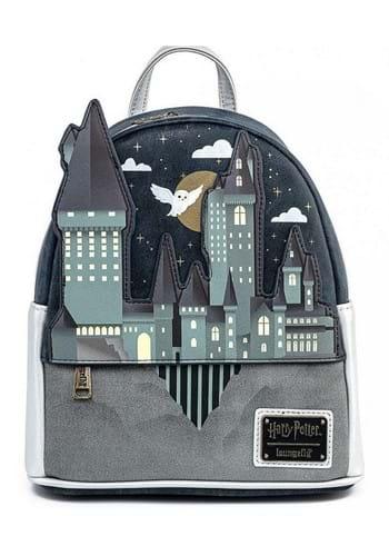Loungefly Hogwarts Castle Mini Backpack