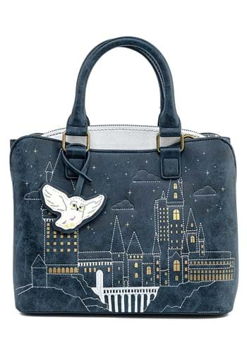 Loungefly Hogwarts Castle Crossbody Bag