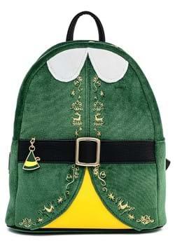 Loungefly Buddy the Elf Cosplay Mini Backpack