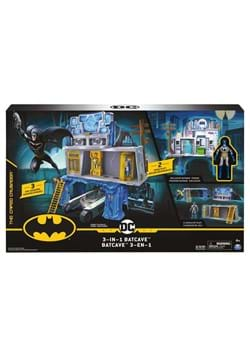 DC Batman Mission 3 in 1 Batcave Playset