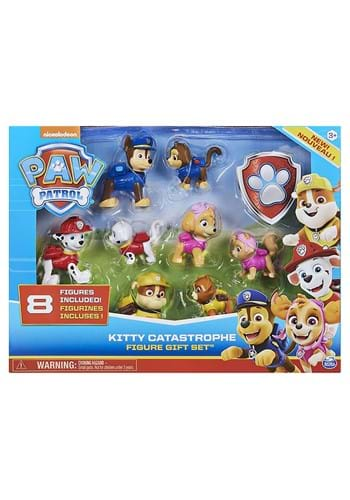 Paw Patrol Core Pups 8 Figures Gift Pack